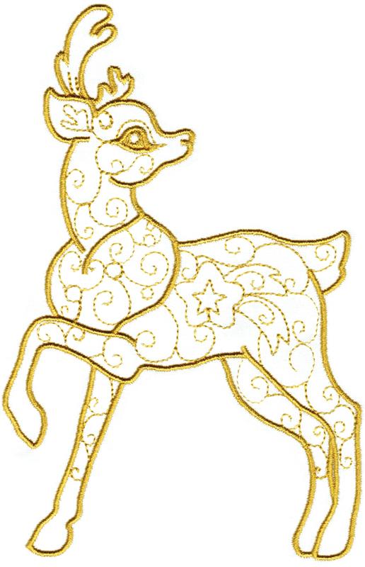 Enchanted Reindeer Set