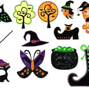 Halloween Cuties Set