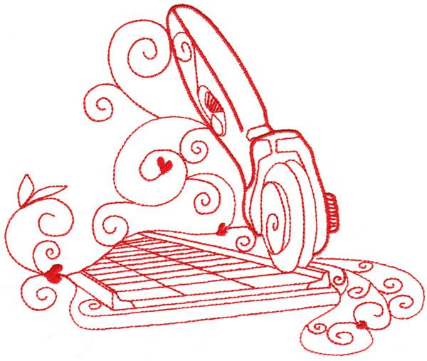 Enchanted Sewing Set