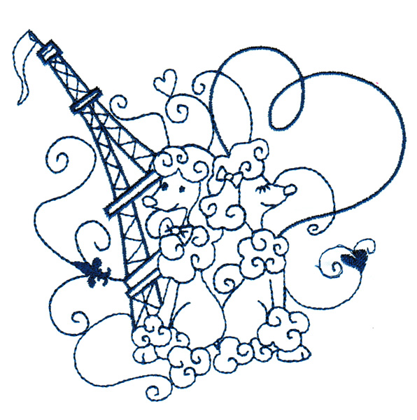 Enchanted Paris Set
