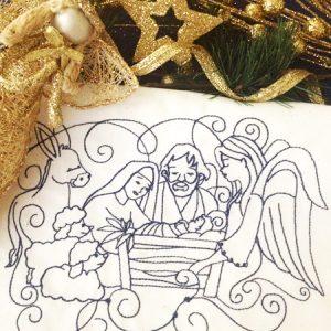 Enchanted Nativity Set