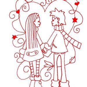 Enchanted Love Single 10
