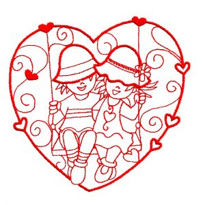Enchanted Love Single 12