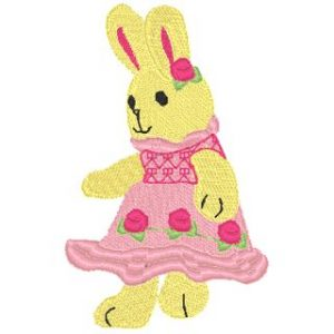 Tea Rose Bunnie