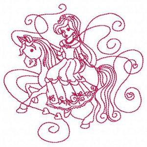 Enchanted Princess Single 06