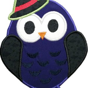 Trick or Treat Applique Single 05