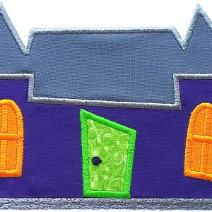 Trick or Treat Applique Single 08