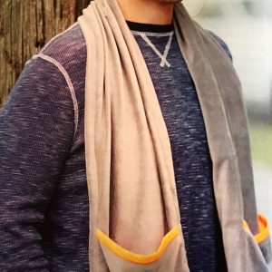 tech scarf sewing pattern