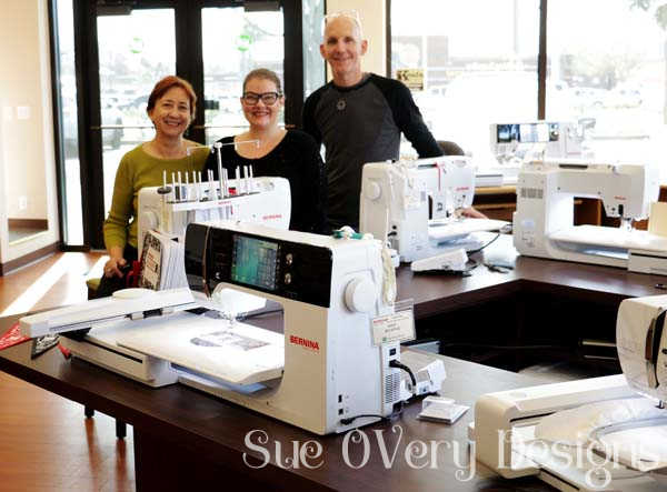 NEW BIG Amazing Exclusive news! Announcing something exciting - Surprise, I'm officially a BERNINA Ambassador - How to UnBox the BERNINA 790 Plus