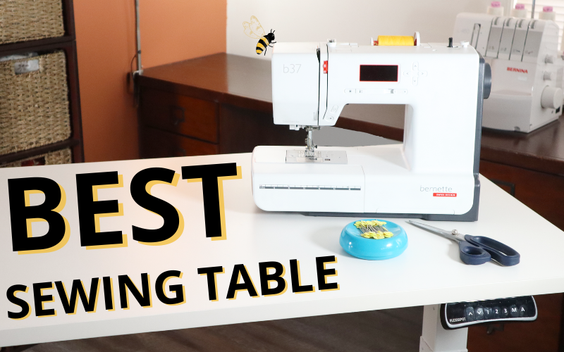 sewing table 8×5
