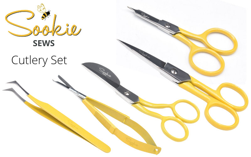 Sookie Sews Scissors 85